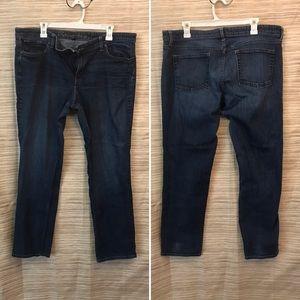 GAP premium skinny jeans women's size 18R